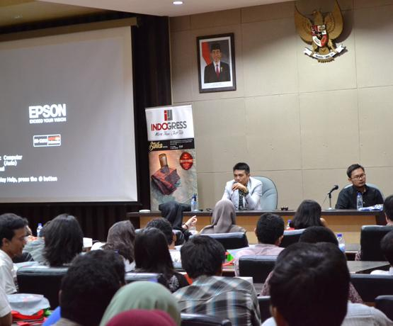 <p> Keynote Speaker, Institute Teknologi Surabaya University, Surabaya</p>